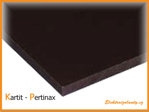 Pertinax, Kartit desky