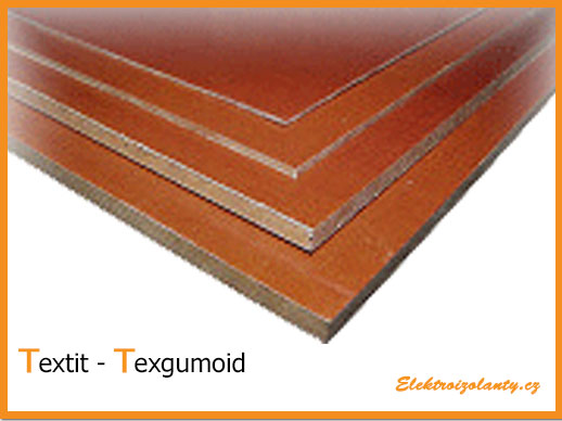 Textit, Texgumoid desky